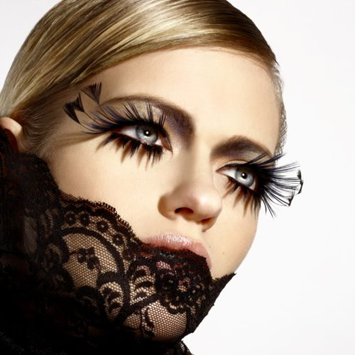 Super Cilia or Just Silly-How to grow luscious lashes